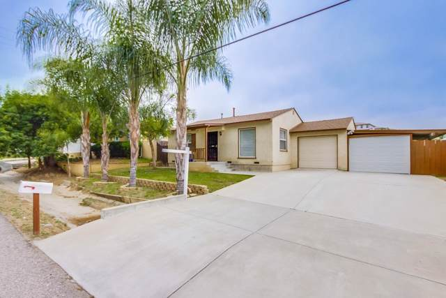 13220 Aurora, El Cajon, CA 92021 (#190051856) :: Neuman & Neuman Real Estate Inc.