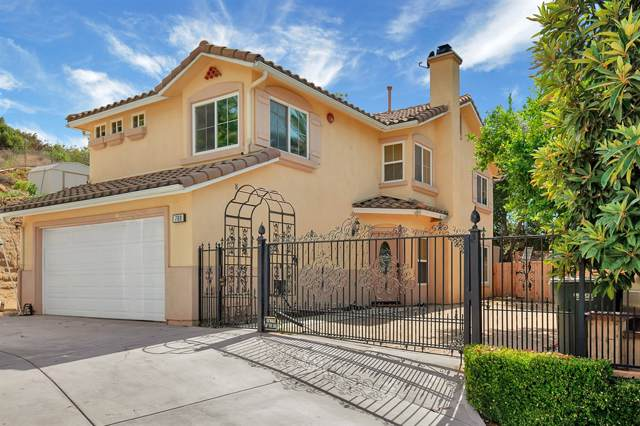 700 Silverbrook Dr, El Cajon, CA 92019 (#190051900) :: Ascent Real Estate, Inc.