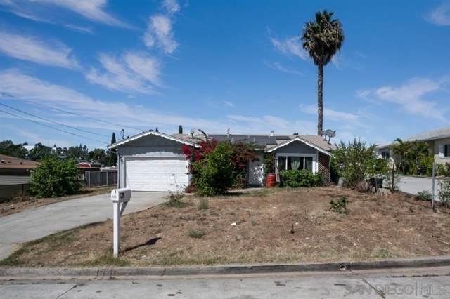 5412 Lenox Dr, San Diego, CA 92114 (#190051917) :: Neuman & Neuman Real Estate Inc.