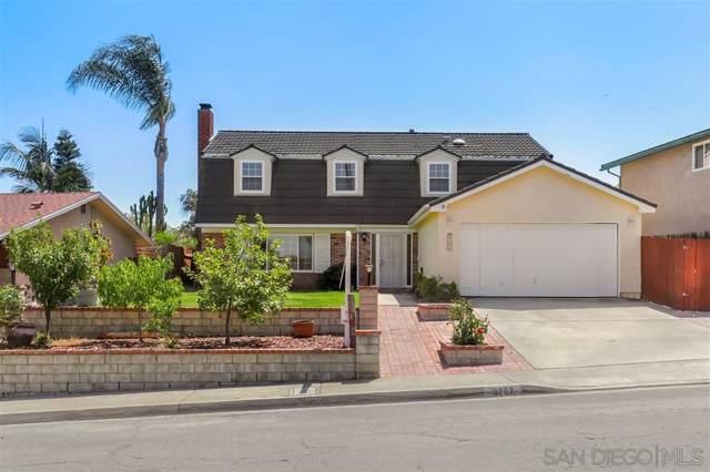 8767 Mulvaney Dr, San Diego, CA 92119 (#190051921) :: Cane Real Estate