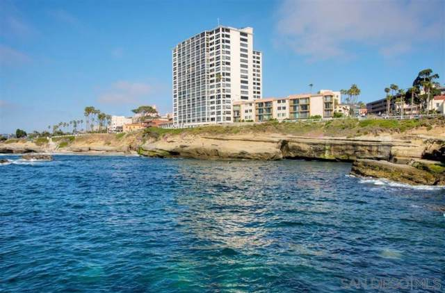 939 Coast Blvd. Unit 8 J, La Jolla, CA 92037 (#190051933) :: Whissel Realty
