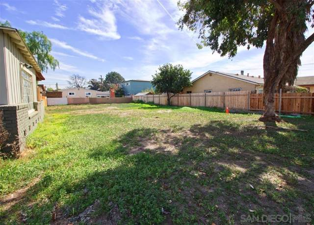 715 S 33RD STREET #0, San Diego, CA 92113 (#190051971) :: Neuman & Neuman Real Estate Inc.