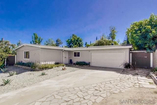 8155 Stadler St, La Mesa, CA 91942 (#190052015) :: Neuman & Neuman Real Estate Inc.