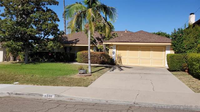 6344 Lake Lomond Dr, San Diego, CA 92119 (#190052032) :: Whissel Realty