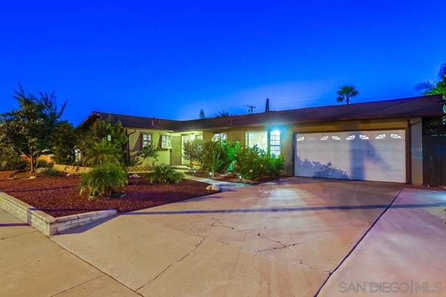 618 Murray Drive, El Cajon, CA 92020 (#190052071) :: Neuman & Neuman Real Estate Inc.
