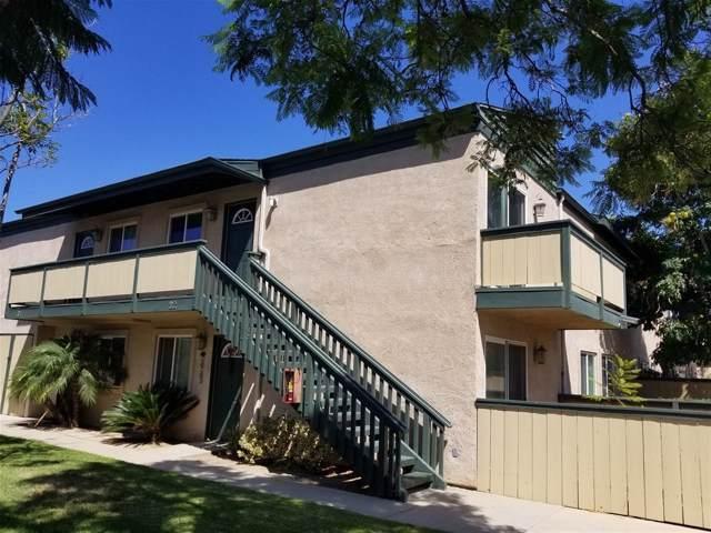 868 E Alvarado #23, Fallbrook, CA 92028 (#190052125) :: Neuman & Neuman Real Estate Inc.