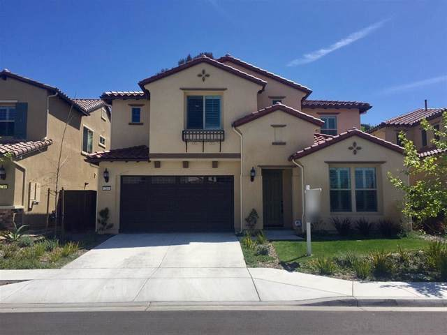 213 Flores Ln, Vista, CA 92083 (#190052130) :: Allison James Estates and Homes