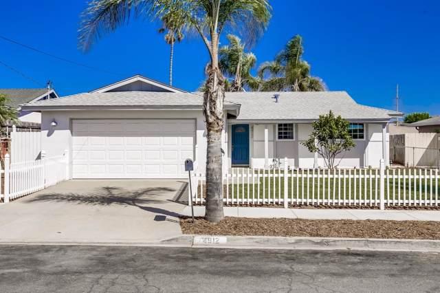4912 Roja Dr, Oceanside, CA 92057 (#190052145) :: Neuman & Neuman Real Estate Inc.