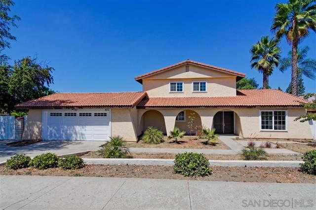 872 Arcadia Ave, Vista, CA 92084 (#190052164) :: Neuman & Neuman Real Estate Inc.