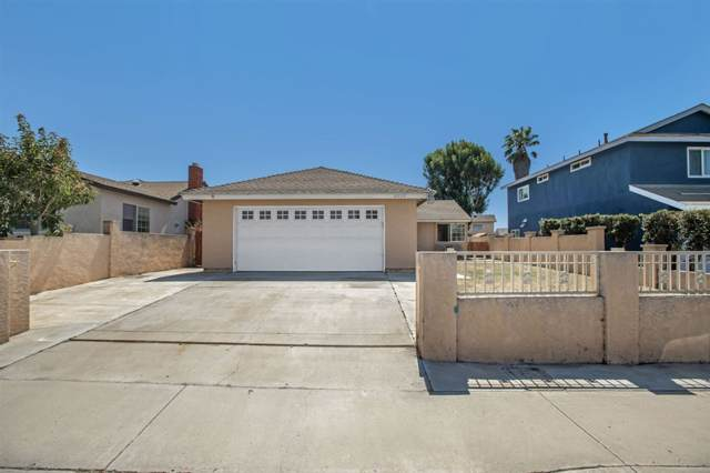 2737 Dalisay St, San Diego, CA 92154 (#190052166) :: Keller Williams - Triolo Realty Group