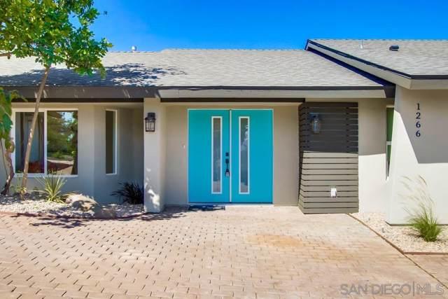 1266 Vista Del Monte Dr, El Cajon, CA 92020 (#190052169) :: Neuman & Neuman Real Estate Inc.