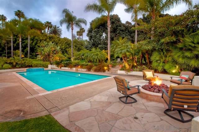 6955 Rancho La Cima Drive, Rancho Santa Fe, CA 92067 (#190052177) :: Neuman & Neuman Real Estate Inc.