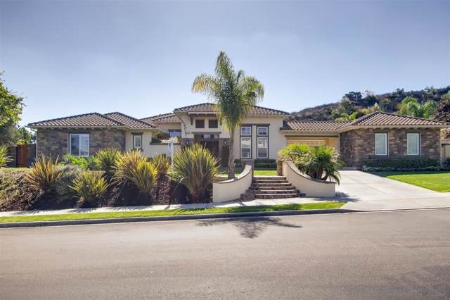 9910 Winecrest Rd, San Diego, CA 92127 (#190052207) :: Neuman & Neuman Real Estate Inc.