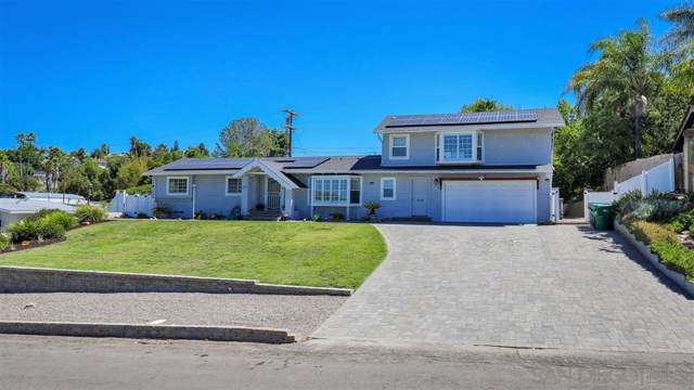 1731 Pepper Hill Dr, El Cajon, CA 92021 (#190052293) :: Pugh | Tomasi & Associates