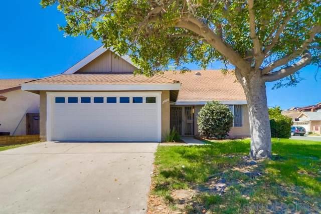 2908 Pettigo Drive, San Diego, CA 92139 (#190052304) :: Whissel Realty