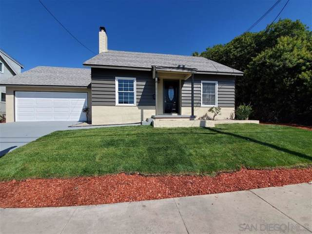 2751 Keen Dr, San Diego, CA 92139 (#190052335) :: Whissel Realty