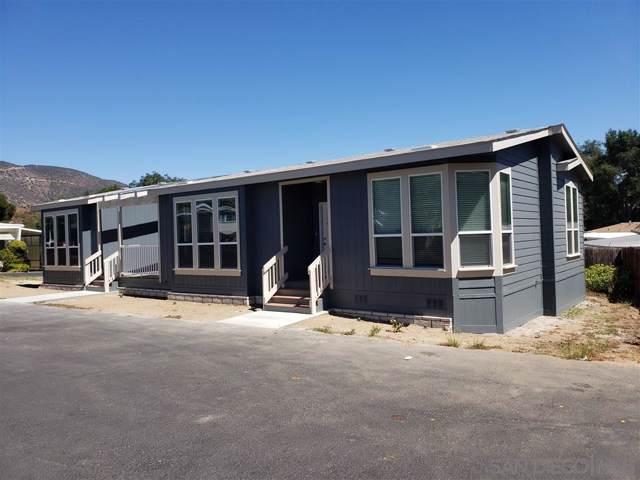 3909 Reche Rd. #141, Fallbrook, CA 92028 (#190052338) :: Neuman & Neuman Real Estate Inc.