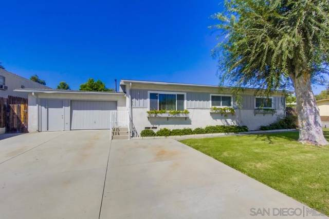9070 Rosedale Dr, Spring Valley, CA 91977 (#190052364) :: Allison James Estates and Homes