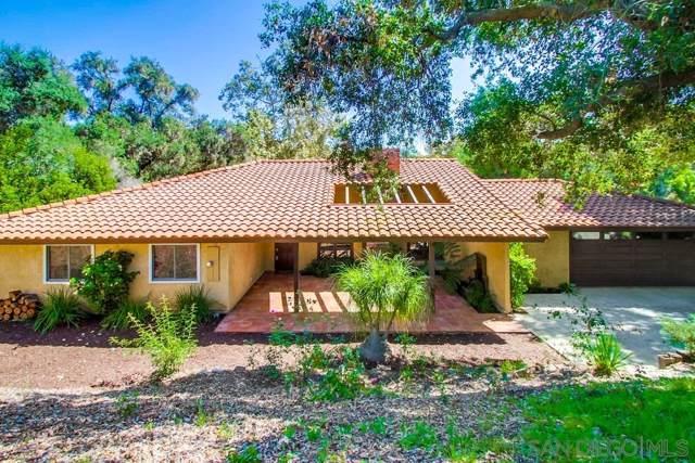 266 Via De Amo, Fallbrook, CA 92028 (#190052371) :: Neuman & Neuman Real Estate Inc.