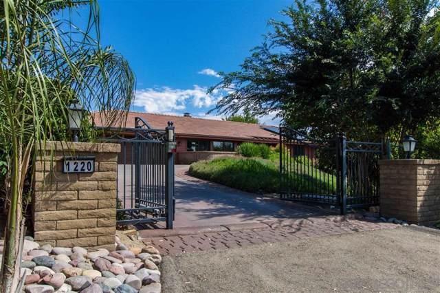 1220 Sierra Linda Dr, Escondido, CA 92025 (#190052404) :: Neuman & Neuman Real Estate Inc.
