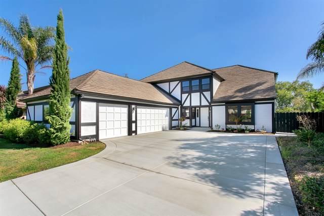 3224 Fosca St, Carlsbad, CA 92009 (#190052410) :: Cane Real Estate