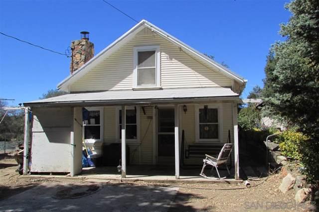 4243 Highway 78/79, Santa Ysabel, CA 92070 (#190052413) :: Neuman & Neuman Real Estate Inc.