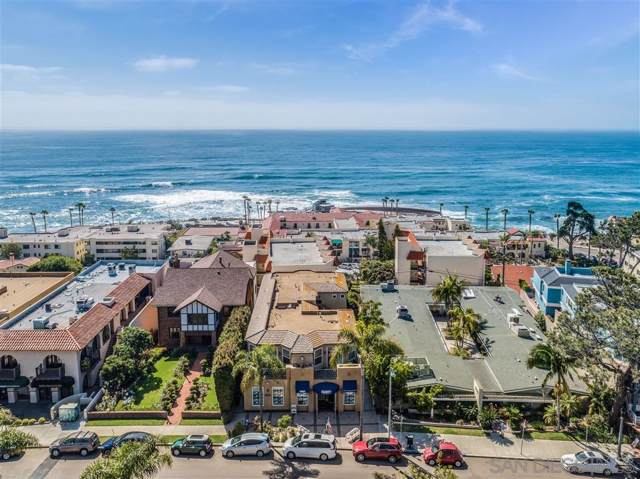 848 Prospect St B, La Jolla, CA 92037 (#190052425) :: Ascent Real Estate, Inc.