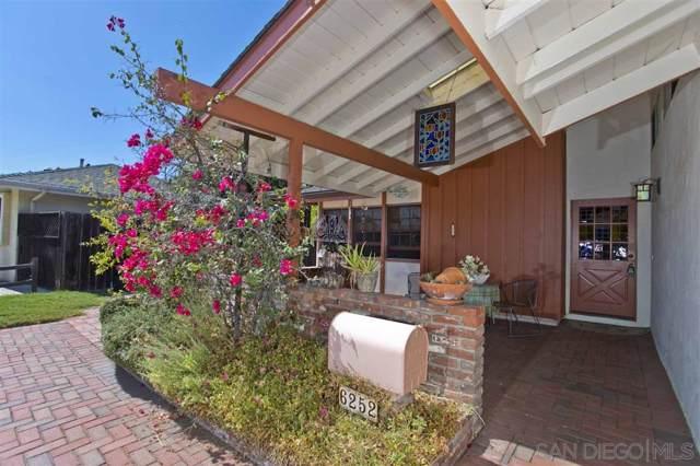 6252 Merced Lake, San Diego, CA 92119 (#190052494) :: Cane Real Estate