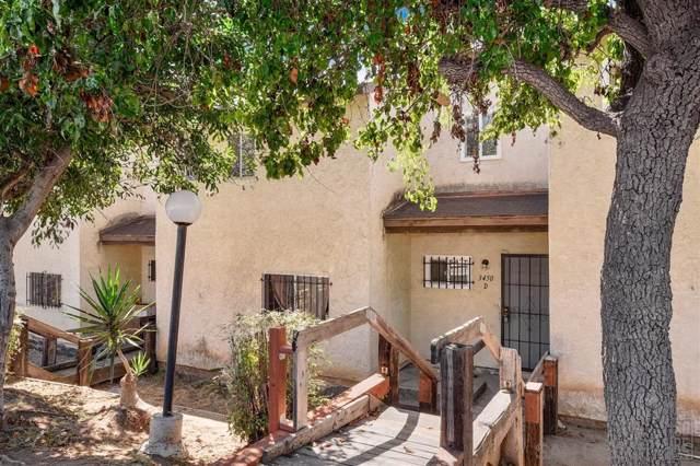 3450 39th Street D, San Diego, CA 92105 (#190052495) :: Neuman & Neuman Real Estate Inc.