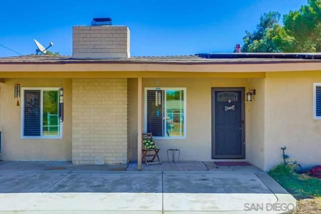 610 Hunter St., Ramona, CA 92065 (#190052497) :: Neuman & Neuman Real Estate Inc.