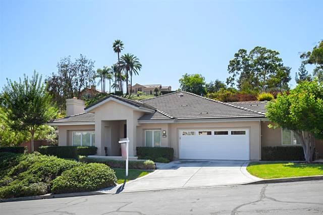 1716 Monarch Ridge Cir, El Cajon, CA 92019 (#190052511) :: Cane Real Estate
