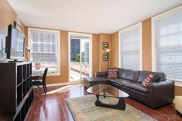 702 Ash Street #202, San Diego, CA 92101 (#190052526) :: Neuman & Neuman Real Estate Inc.
