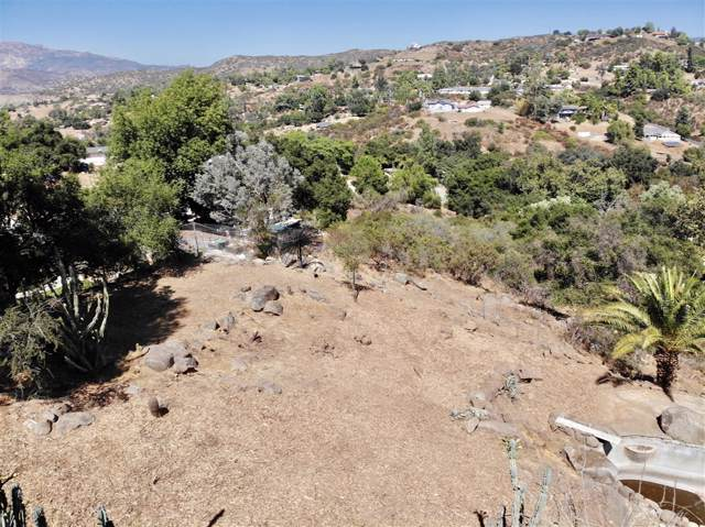 00 South Grade Rd #0, Alpine, CA 91901 (#190052539) :: Cane Real Estate
