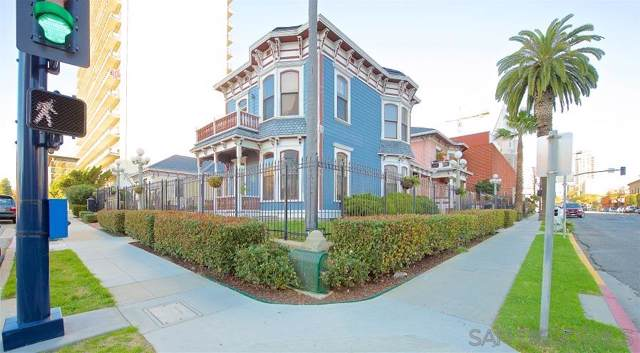 1401-1421 2nd Ave, San Diego, CA 92101 (#190052543) :: Cay, Carly & Patrick | Keller Williams