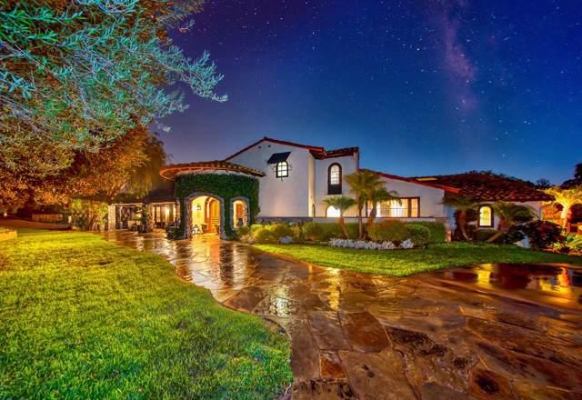 17335 El Vuelo, Rancho Santa Fe, CA 92067 (#190052570) :: Cay, Carly & Patrick | Keller Williams
