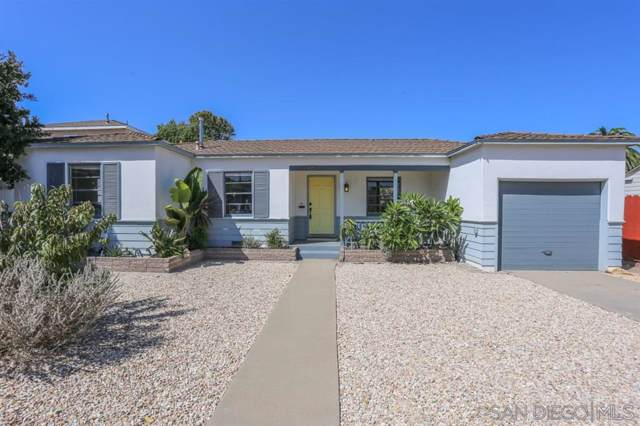 1834 Goldfield St, San Diego, CA 92110 (#190052914) :: The Yarbrough Group