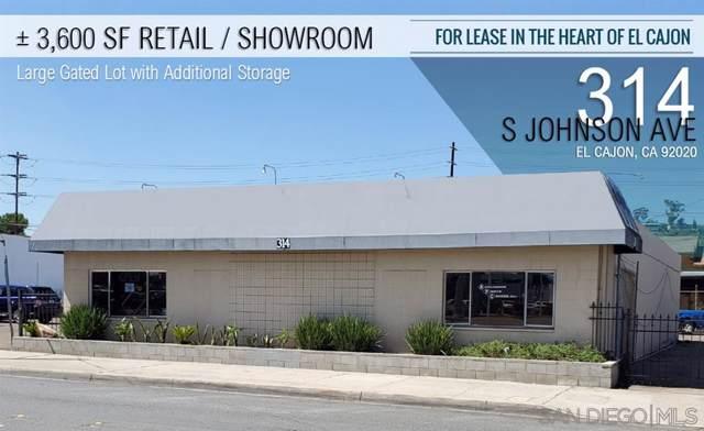 314 S Johnson, El Cajon, CA 92020 (#190053092) :: Neuman & Neuman Real Estate Inc.
