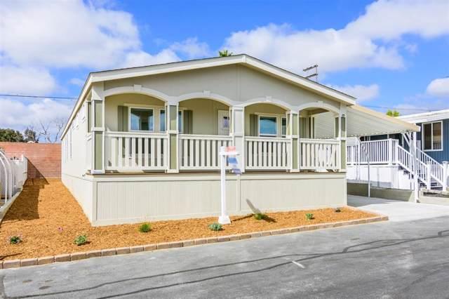 89 Blue Sky Lane #89, Oceanside, CA 92056 (#190053206) :: Neuman & Neuman Real Estate Inc.