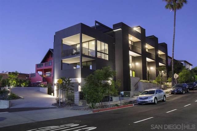 590 W Laurel St, San Diego, CA 92101 (#190053312) :: SunLux Real Estate