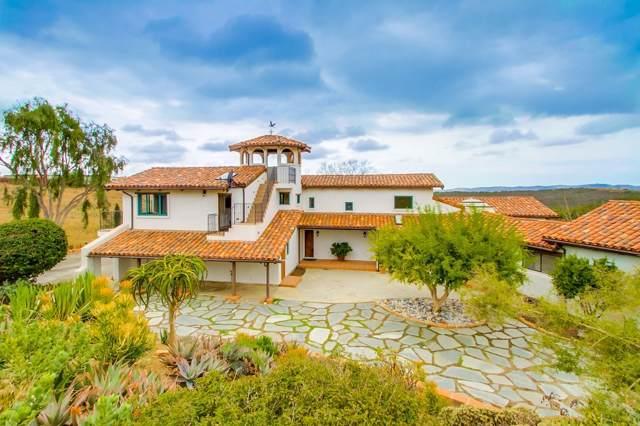 5910 Camino Baja Cerro, Fallbrook, CA 92028 (#190053636) :: Neuman & Neuman Real Estate Inc.