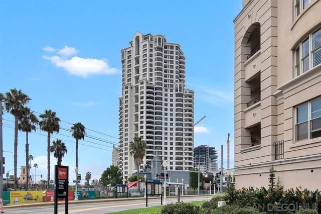 700 W Harbor Dr #508, San Diego, CA 92101 (#190053809) :: Neuman & Neuman Real Estate Inc.