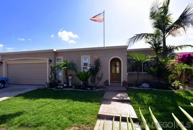 5823 Camber Dr, San Diego, CA 92117 (#190053885) :: Neuman & Neuman Real Estate Inc.