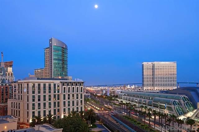 200 Harbor Drive #1101, San Diego, CA 92101 (#190054006) :: Neuman & Neuman Real Estate Inc.