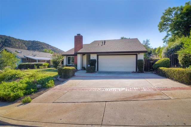 9324 Flinn Crest St, El Cajon, CA 92021 (#190054060) :: Neuman & Neuman Real Estate Inc.
