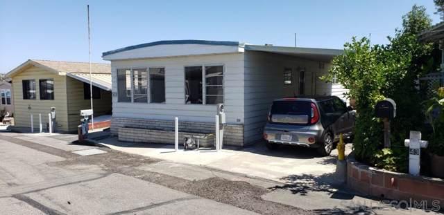 42 Hummingbird Ln T, Oceanside, CA 92057 (#190054080) :: Allison James Estates and Homes