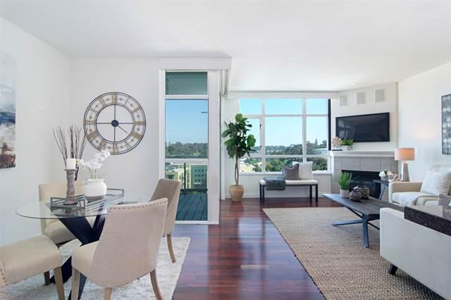 850 Beech St #1401, San Diego, CA 92101 (#190054081) :: Neuman & Neuman Real Estate Inc.