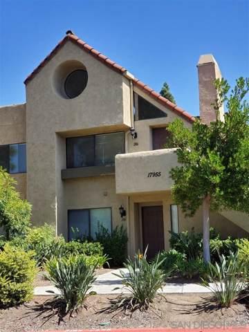 17955 Caminito Pinero #286, San Diego, CA 92128 (#190054114) :: Neuman & Neuman Real Estate Inc.