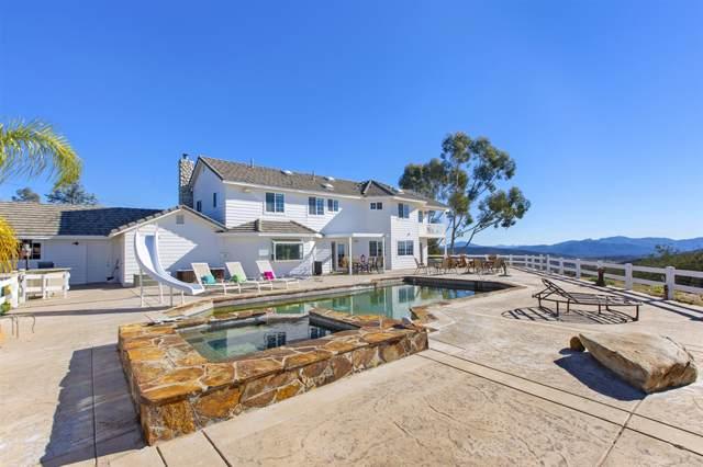 19701 Ramona Trails Drive, Ramona, CA 92065 (#190054141) :: Neuman & Neuman Real Estate Inc.