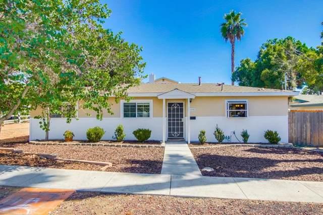 5895 Yorkshire Ave, La Mesa, CA 91942 (#190054181) :: Neuman & Neuman Real Estate Inc.