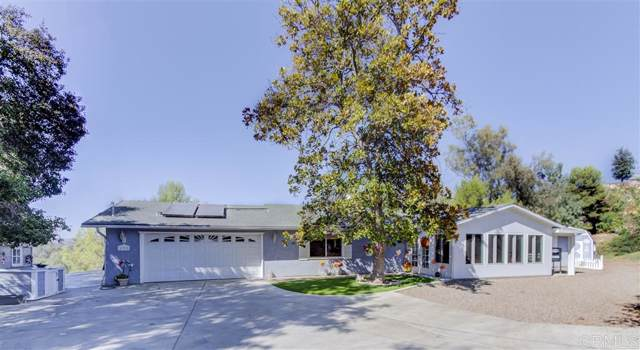 132 E Old Julian Hwy, Ramona, CA 92065 (#190054228) :: Neuman & Neuman Real Estate Inc.